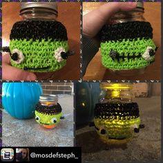 Rainbow Loom Bands, Crochet Earrings, Halloween, Spooky Halloween
