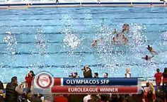 Πρωταθλήτρια Ευρώπης η ομάδα υδατοσφαίρησης του Ολυμπιακού !!!!!