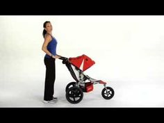 Stroller Stride workout