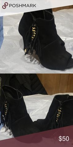 I just added this listing on Poshmark: Guess Stilletoe heels. #shopmycloset #poshmark #fashion #shopping #style #forsale #Guess #Shoes