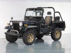 Chrysler Jeep J53 Mitsubishi Jeep Will Ys 2 7 Diesel 4x4 Soft Top