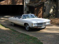 One of my Favorite Chevys -- 1971 Chevrolet Impala