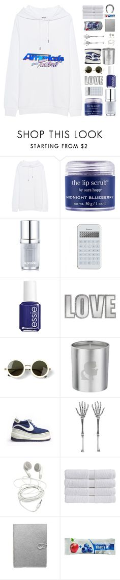 """♡ once more you open the door and you're here in my heart"" by deli-lemonade ❤ liked on Polyvore featuring Acne Studios, Sara Happ, La Prairie, Essie, PTM Images, The Row, Karl Lagerfeld, Steve Madden, Christy and Dassie"