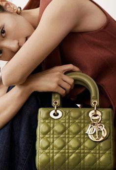 Dior Dior Couture, Lady Dior, Bags, Fashion, Handbags, Moda, Fashion Styles, Taschen, Purse