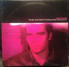 Associates - The Affectionate Punch, vinyl LP, Billy Mackenzie, Fiction records