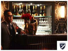 MEN AT WORK // Notre métier est l'élégance. L'élégance est dans tous les métiers.  Our profession is elegance. Elegance is in all professions.  Swan manager - Manager at castel nightclub - 15 Rue Princesse, 75006 Paris  Total look CREMIEUX - #cremieux