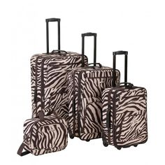 Teenage Girl Cute Luggage Sets and Suitcases 鉂?liked on Polyvore ...