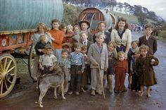 Irish Travellers on Pinterest | Irish, Gypsy and Gypsy Wagon