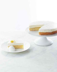 Martha Stewart Frozen Coconut And Roasted Pineapple Cake Recipe