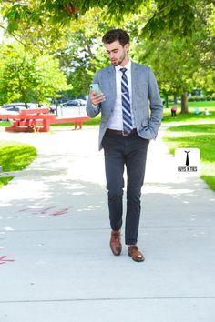Business Style, Business Fashion, Blue Suit Men, Preppy Boys, Professional Attire, Formal Looks, Mens Suits, Men's Fashion, Style Inspiration