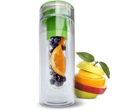 This fruit infuser that'll have you choose water over buying juices.