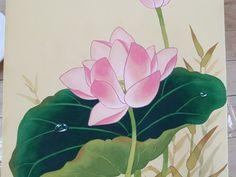 [부산 취미 미술] 연화도/연꽃 그리기/부산 화명동 직장인 주말 취미 미술/부산 화실/채색화 배우는 곳/민화 배우는 곳 : 네이버 블로그 Composition Examples, Composition Art, Buddha's Hand, Japanese Art, Traditional Art, Still Life, Landscape, Plants, Blog