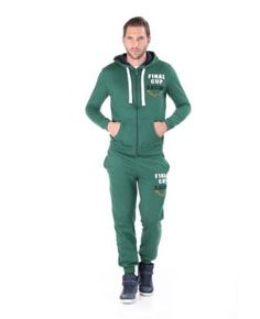 Jogging Jogging sports wear avec applique. Référence: 0012497 | Jogging HA Tunisie