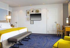 Hôtel Luxe à Evian : Palace situé à 45 minutes de Génève