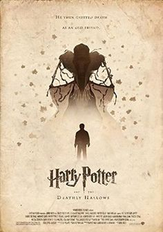 Minimalist Harry Potter poster - Harry Potter and the Deathly Hallows Harry Potter World, Harry Potter Poster, Harry Potter Tumblr, Arte Do Harry Potter, Harry Potter Universal, Poster Home, Hogwarts, Slytherin, Midle Earth