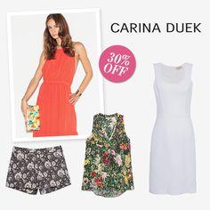 Compre moda com conteúdo, www.oqvestir.com.br #Fashion #Summer #News  #CarinaDuek #Shop #Sale