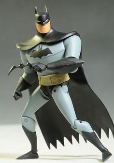 Batman Animated Series action figure by DC Collectibles