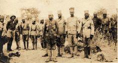 German Colonial Uniforms - Schutztruppe Askaris in German East Africa 1914-18