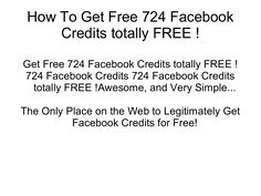 by fastpaydayloans via Slideshare Free Facebook, Free Gifts, Fails, How To Get, Corporate Gifts, Make Mistakes
