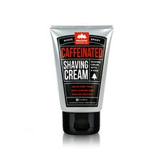 nice Pacific Shaving Company Caffeinated Shaving Cream, Best Shave Cream for Men and Women - Helps Reduce Appearance of Razor Burn, Naturally Derived Caffeine, Safe Ingredients, Travel/TSA Friendly