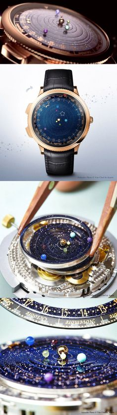 Midnight Planetarium Poetic Complication (Van Cleef & Arpels)