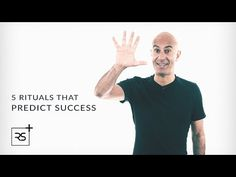 5 Rituals That Predict Success | Robin Sharma - YouTube