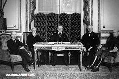 La Historia del Tratado de Versalles - culturizando.com | Alimenta tu Mente