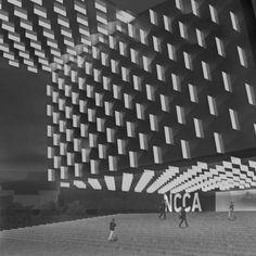 ▲ Viar Estudio Arquitectura, New NCCA, Moscow (competition), 2013