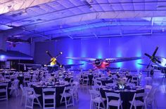 Other in Mesa, Arizona: Commemorative Air Force Aviation Museum-Arizona Wing is a wedding and event venue from Arizona. We service weddings throughout the local ...