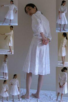 Blouse+Skirt Pack - Standing 3 by kuroitsuki-stock