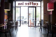 Coffee Inn @ Gedimino 24 | interior design by Dalia Mauricaite , Nauris Kalinauskas interjeras.lt