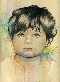 Cool Paintings by Michael Shapcott – II | InspireFirst