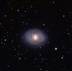 Monday, Dec. 29, 2014: Astronomer Adam Block, with guest astronomer Bob Taylor, obtained this image of galaxy NGC 1398 in October 2014. This barred spiral galaxy NGC 1398 lies 65 million light-years away in the constellation of Fornax, and is part and makes up part of the Fornax cluster of galaxies. %u2014 Tom Chao