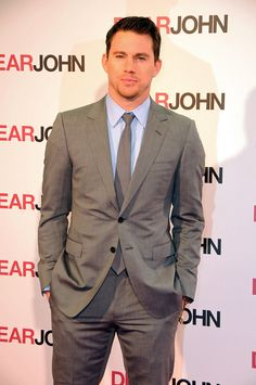 "Channing Tatum - ""Dear John"" in London"