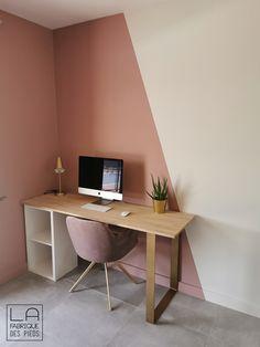 Home Room Design, Home Office Design, Home Office Decor, House Design, Home Decor, Bedroom Wall Designs, Room Decor Bedroom, Living Room Designs, Living Room Decor