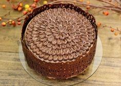 Как приготовить шоколадный заборчик для торта. - рецепт, ингридиенты и фотографии