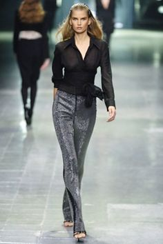 SPRING 2006 READY-TO-WEARAlexander McQueenCOLLECTION