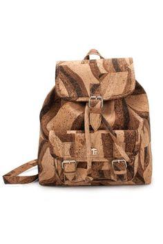 Delia Bengal Tiger Backpack
