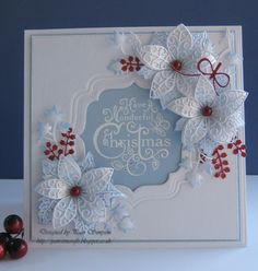 heartfelt creations have a wonderful christmas stamp images - Google Search