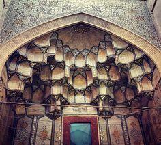 Mesquitas do irã - Grande Mesquita de Isfahan, de 900 anos, em Isfahan
