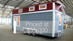 French Quarter is a 28-ft. custom home crafted by Incredible Tiny Homes in Morristown, Tennessee for just $55,000 not including added upgrades. Randy Jones, ...