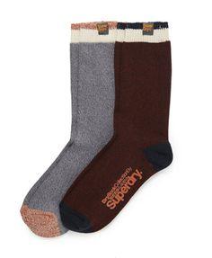 Superdry Copper Label Socks