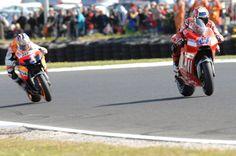 Stoner, Hayden, Australian MotoGP 2007