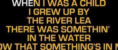 Adele River Lea karaoke lyrics