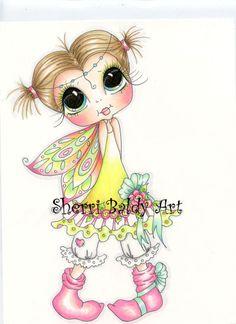 My-Besties Willow Wisp Fine Art Print-