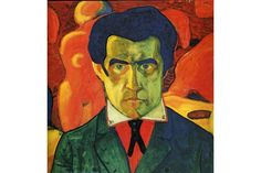 Luxury housing built on Russian painter Kazimir Malevich's grave outside Moscow