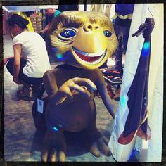 E.T. in Thailand