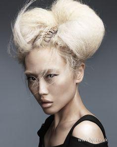Mark Leeson 2012 Artistic Team Finalist - British Hairdressing Awards 2012