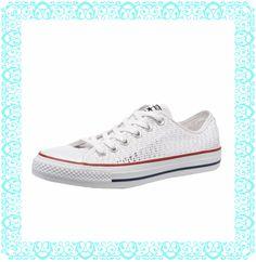 #Chucks mal anders! Mit dem lässigen #Lochmuster sind diese #Converse ein absoluter #Hingucker! ♥ ab 69,90€