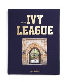 Brooks Brothers The Ivy League Coffee Table Book